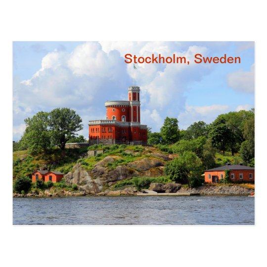 Stockholm, Sweden Postcard