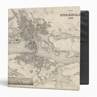Stockholm, Sweden Vinyl Binders