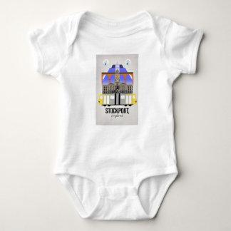 Stockport Baby Bodysuit