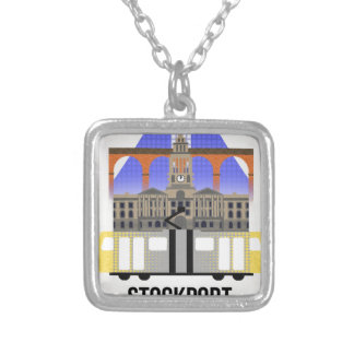 Stockport Silver Plated Necklace