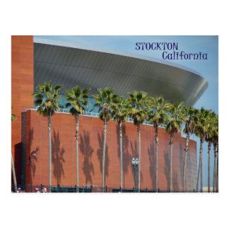 Stockton California Postcard