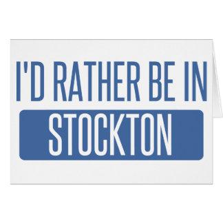 Stockton Card
