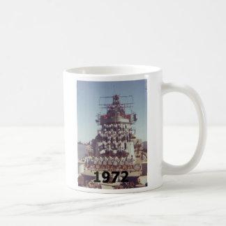 stockton commodores drum and bugle corps coffee mug