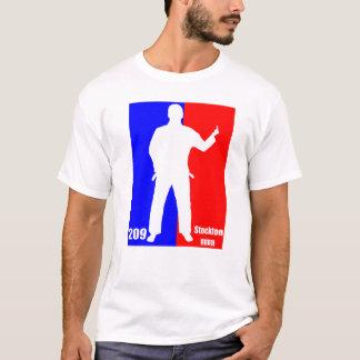 """Stockton MMA - 209 """"Hey Buddy"""" Pro Logo T T-Shirt"""