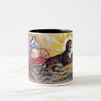 Stoddard Tiger Mugs