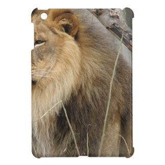 Stoic Lion Looking Off into the Distance Case For The iPad Mini