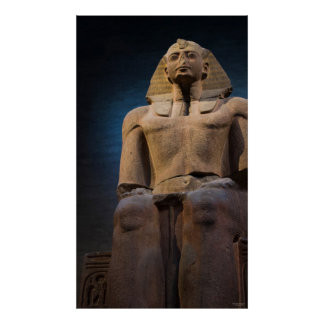 Stoic Sphinx Poster