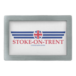 Stoke-on-Trent Belt Buckle