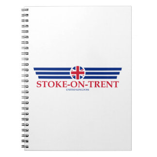 Stoke-on-Trent Notebooks