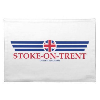 Stoke-on-Trent Placemat