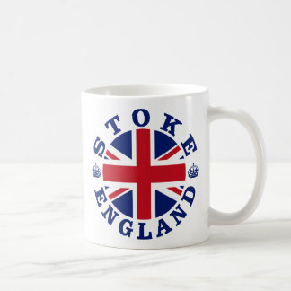 Stoke Vintage UK Design Coffee Mug