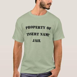 Stolen Jail Tee