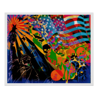 Stolen Liberty Poster