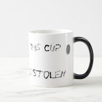 Stolen Morphing Mug,with PRINTS! Magic Mug