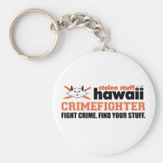 Stolen Stuff Hawaii Keychain