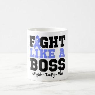Stomach Cancer Fight Like a Boss Mug