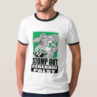 Stomp Out Cerebral Palsy T-Shirt