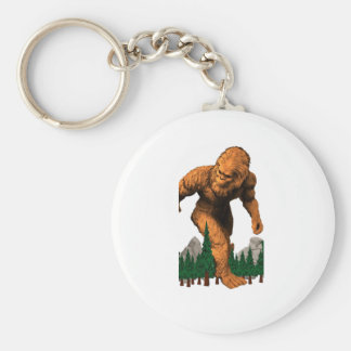 Stomping Grounds Keychain