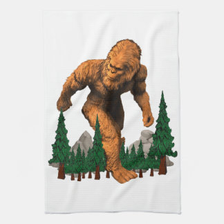 Stomping Grounds Kitchen Towel