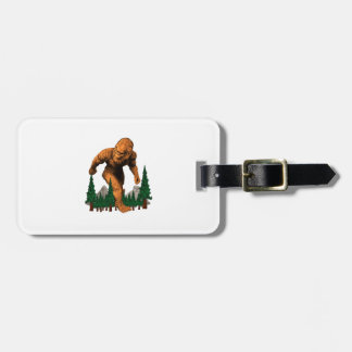 Stomping Grounds Luggage Tag