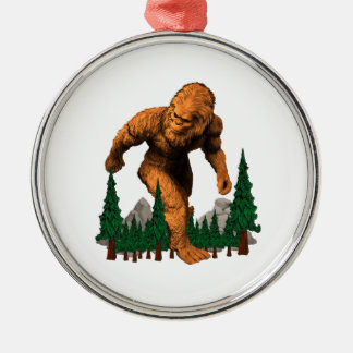 Stomping Grounds Metal Ornament