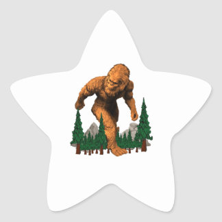 Stomping Grounds Star Sticker