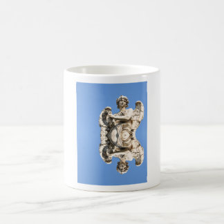 Stone angel in Rome, Italy Coffee Mug