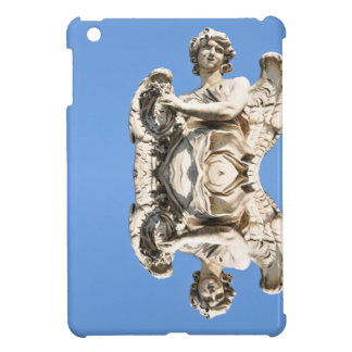 Stone angel in Rome, Italy iPad Mini Cover