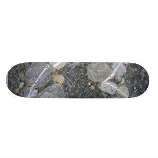 Stone Art Skate Deck