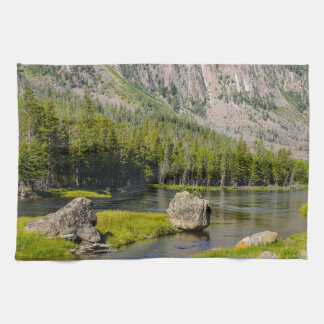 Stone At Madison River Towels