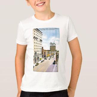 Stone Avenue, Tucson, Arizona Retro Road Trip T-Shirt