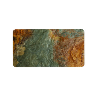 Stone Background - Slate Rock Customized Template