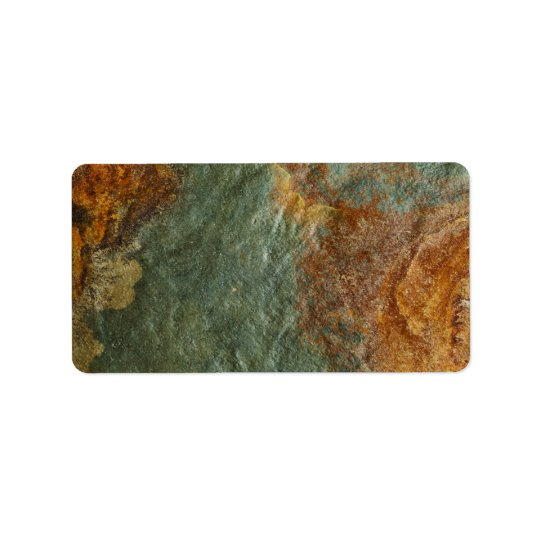 Stone Background - Slate Rock Customized Template
