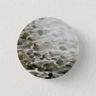 Stone Beach | Point Lobos State Reserve, CA 1 Inch Round Button