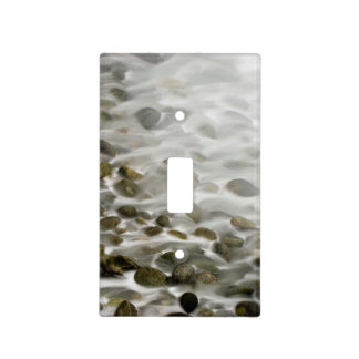 Stone Beach | Point Lobos State Reserve, CA Light Switch Cover