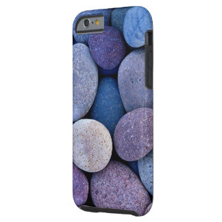 Stone blue rocks tough iPhone 6 case