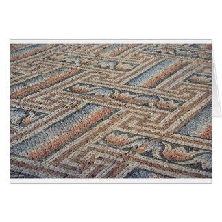 Stone Carpet Card
