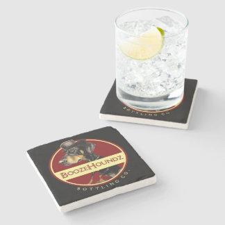 Stone Coaster - BoozeHoundz