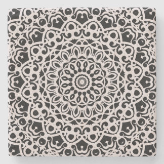 Stone Coaster Tribal Mandala G385