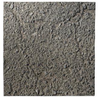 Stone Covered Printed Napkin