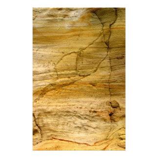 Stone Cracked Stationery