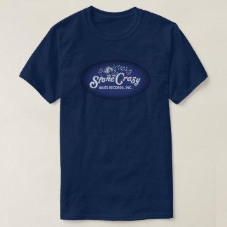 Stone Crazy Blues Records T-Shirt