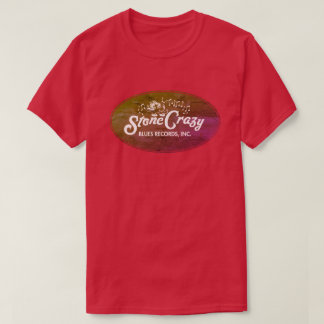 Stone Crazy Blues Records T-Shirt