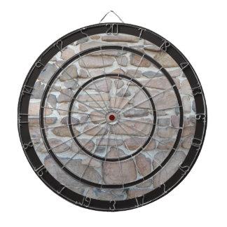 Stone Dart Board