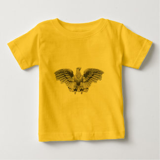 Stone Eagle Sculpture Baby T-Shirt