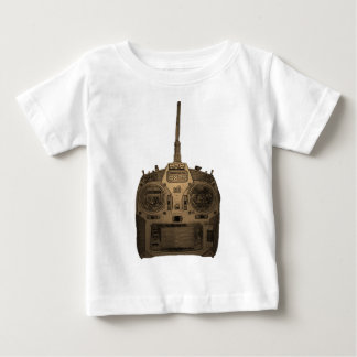 Stone Effect Spektrum RC Radio Baby T-Shirt
