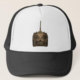 Stone Effect Spektrum RC Radio Trucker Hat