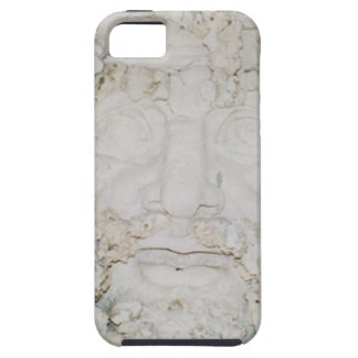 Stone-Face3 iPhone 5 Case