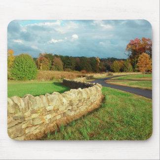 Stone Fence, E. Carroll Joyner Park, Wake Forest Mouse Pad