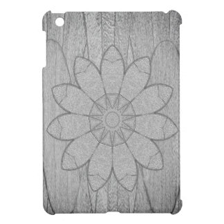 Stone Flowers Case For The iPad Mini